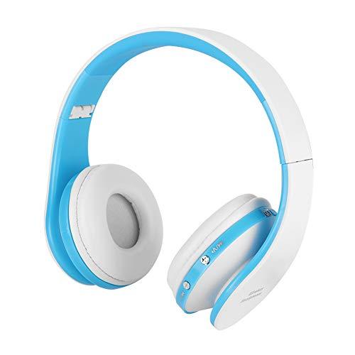 Weikeya rot Headset, Metall Gemacht 250g./8.8 Unzen 2.402.-2.480 GHz. Kabellos Kopfhörer zum zum Ps4. und andere Bluetooth Geräte