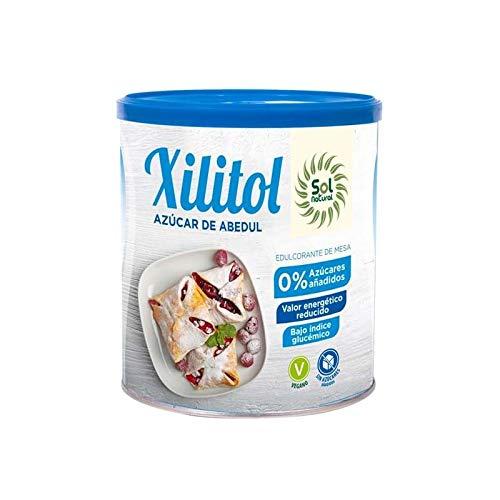 SOLNATURAL XILITOL EN Bote 500 g, No aplicable