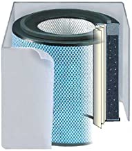 Austin Air HM400 Healthmate Replacement Filter w/Prefilter (Light-Colored) FR400B White