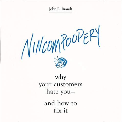 Nincompoopery cover art