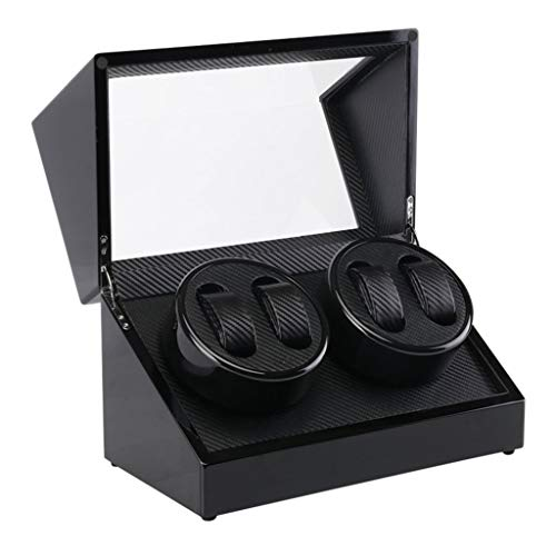 N/B mira enrollador Mira Cajas de enrollador Pintura Negra eléctrica 4 +...