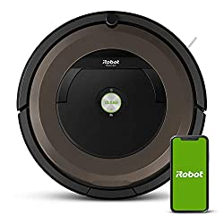 iRobot Roomba 890 alexa compatible hepa filter included review