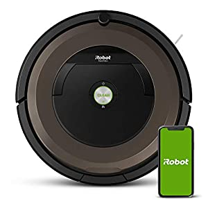 iRobot Roomba 890 Robot Vacuum Cleaner