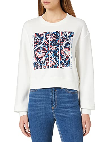 Pepe Jeans Bambie Suter, 803off White, M para Mujer
