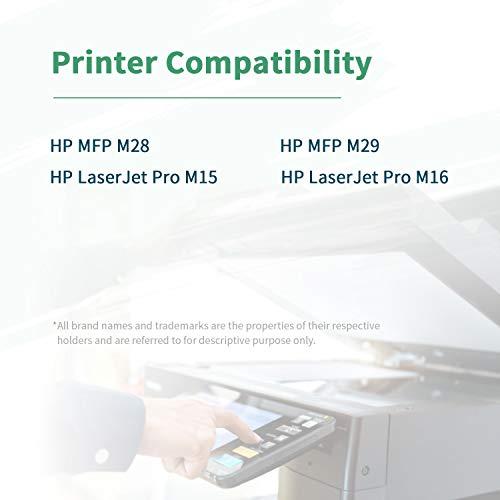 ZIPRINT 44A Toner HP CF244A 44A para HP Laserjet Pro M28w HP M15w M15a M16w M16a M29w M29a HP MFP M28a