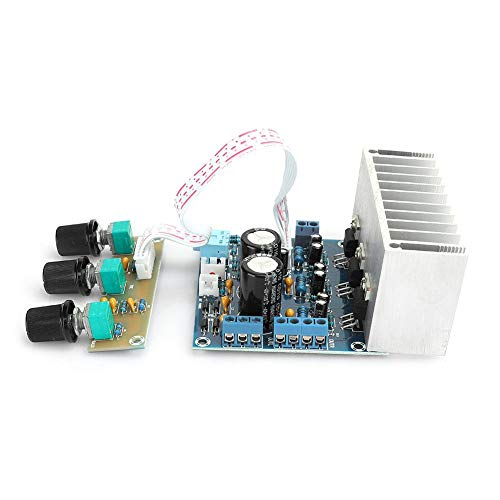 2.1 Placa amplificadora de canales de sonido 20W * 2 + 30W Volumen...