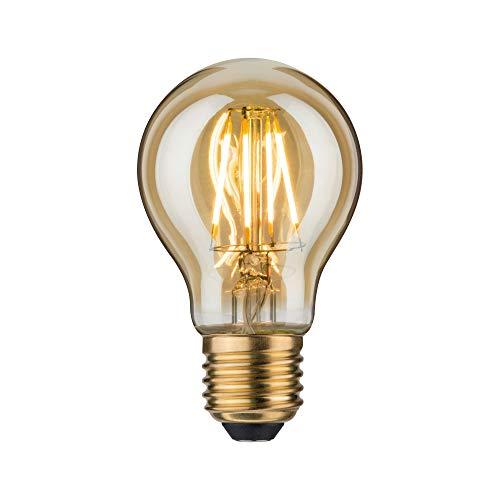 Paulmann 283.74 LED AGL 5W E27 230V Gold Warmweiß 28374 Allgebrauchslampe Leuchtmittel Glühlampe Lampe