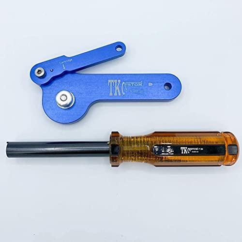 TK Custom Moonclip Loading Tool S&W 5-Shot J-Frame .38/357 Mag. / Bundle