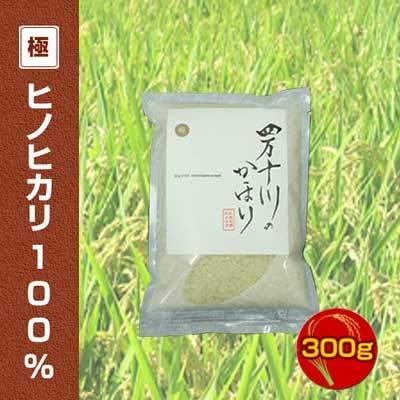 新米【令和2年度産】四万十川のかほり ヒノヒカリ 玄米 300g