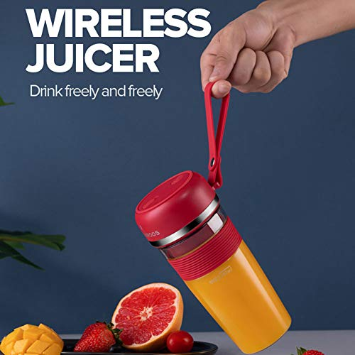 Fantastic Prices! YBZS Silent Juicer,Rechargeable Juicer / 300Ml / Multifunctional Electric Fruit Ju...