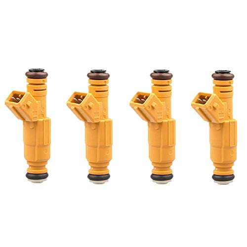 MOSTPLUS Fuel Injectors 0280155700 Compatible for 1991-1995 Jeep Cherokee Wrangler 2.5L (Set of 4)