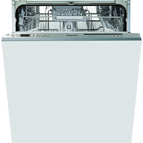 HOTPOINT HIO3C22WSC Super Efficient 14 Place Fully Integrated Dishwasher [Energy Class A+]