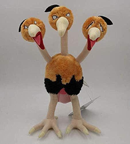 NC87 Muñeco de Peluche de Juguete de Peluche Suave 30cm Anime Bird Peluches