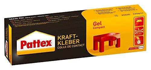 Pattex PCG2C Kraftkleber Compact, 125 g