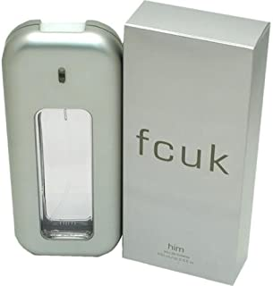Fcuk For Men By French Connection Uk Eau De Toilette Spray 1
