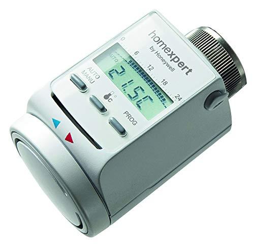 Termostato electrónico de radiador con programa semanal, HR20-SE, Honeywell Home