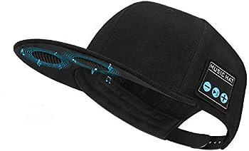 Edyell Adjustable Hat with Bluetooth Speaker