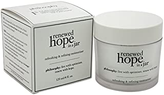 Philosophy Renewed Hope in a Jar Refreshing & Refining Moisturizer 4 ounces