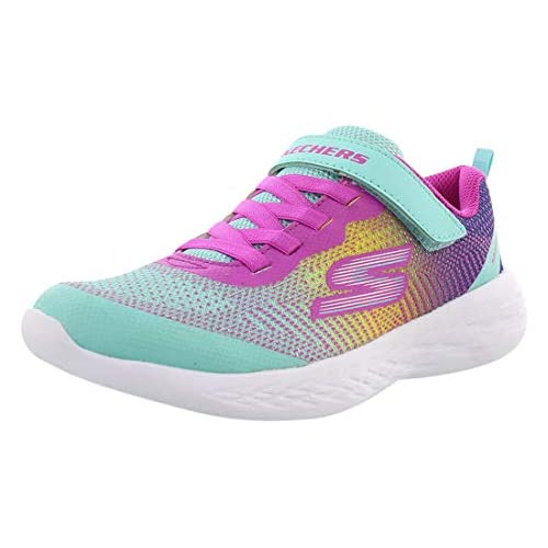 Skechers Girl's Go Run 600-dazzle Strides Trainers