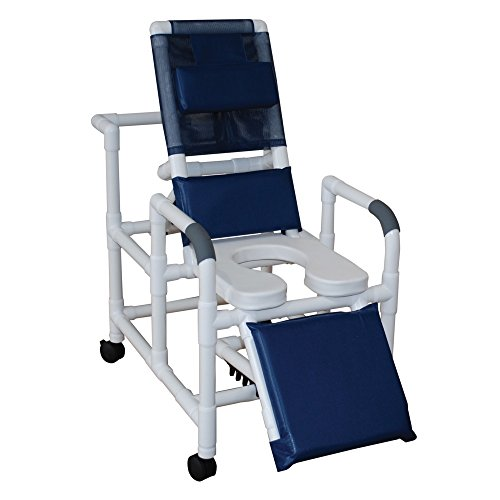 Reclining Shower Chair Softer Seat: Yes