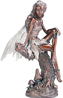 outdoor fairy statues