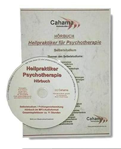 Heilpraktiker Psychotherapie Hörbuch mp3 Prüfungsvorbereitung Selbststudium Prüfungswissen, Ausgabe Februar 2021