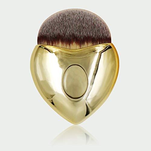 Sylvialuca Pinceau pour Fond de Teint en Forme de cœur BB Pinceau pour crème