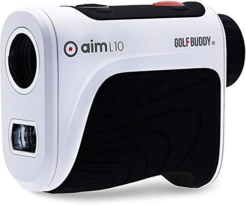 Golf Buddy AIM L10 Golf Rangefinder with Slope, Golf Laser Rangefinder Accuracy Golf Devices, Golf Distance Range Finder for Golfers,...