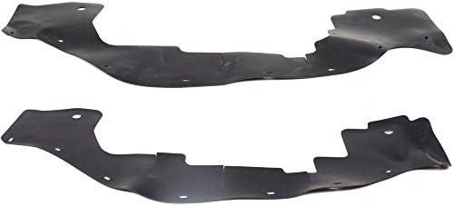 Splash Shield Front Left and Right Side Fender Liner Set of 2 Plastic for EXPRESS SAVANA VAN product image