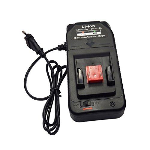 D DOLITY - Cargador rápido para atornillador inalámbrico