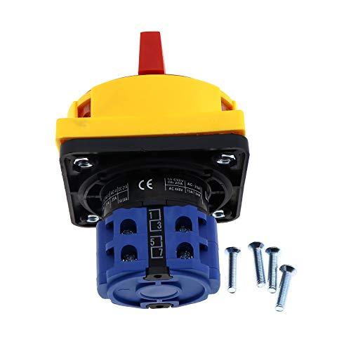 20A 660V Hauptschalter Elektrischer Schalter Isolator Trennschalter Für Serie LW26GS