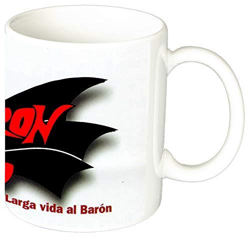 MasTazas Baron Rojo Larga Vida Al Baron Tasse Mug