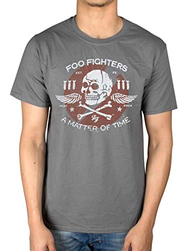 AWDIP Ufficiale Foo Fighters Matter of Time T-Shirt