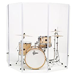 Drum Shield DS6L - Best Drum Shields