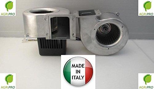 Ventilatore centrifugo TRIAL VC10 W 82/85 motore per caldaie a SANSA e STUFA A PELLET
