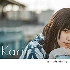 Karin.「ドライフラワー」の歌詞を収録したCDジャケット画像