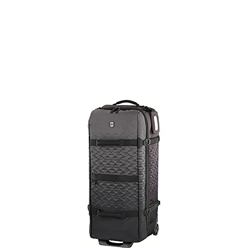 Victorinox VX Touring Wheeled Duffel with TSA Approved Locks, Anthracite, Checked, Extra-Large (32')