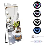 Vanity Lights, RGB Colorful DIY Hollywood Style LED Makeup Mirror Lights with 14 Dimmable Light Bulbs,USB Cable (Mirror Not Include)