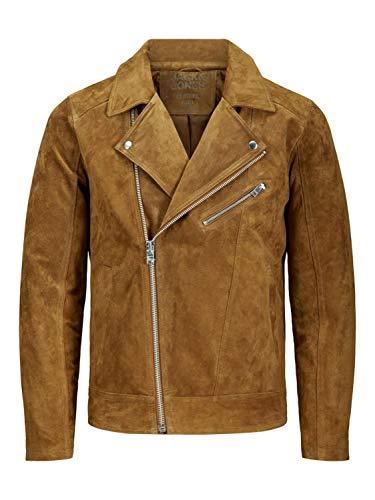 JACK & Jones Jjedane Biker Jacket Noos Jacket