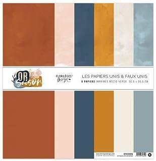 Florilèges Design Papiers, Multicolore, 320x345mm