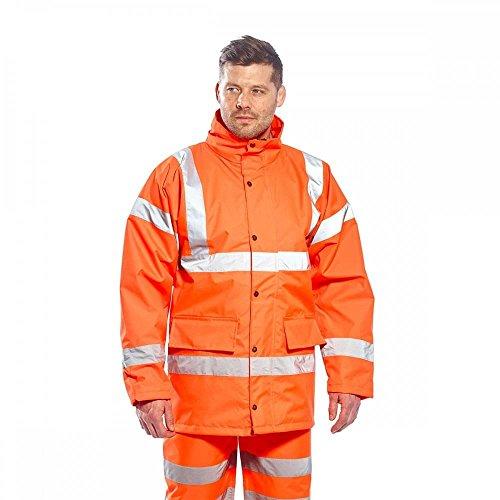 Portwest Workwear heren klasse 3 ademende jas