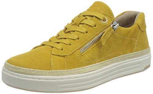 Jana Softline Damen 8-8-23650-26 627 Sneaker, Gelb, 40 EU
