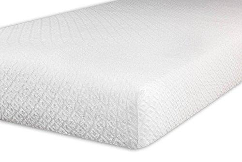 V.I.P. Very Important Pillow V.I.P. Coprimaterasso in Jersey di Spugna Elastico, Traspirante, Elasticizzato, Singolo cm 90 X 200 h. 25 cm