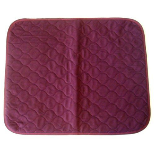 NRS Healthcare Chair Pad Incontinence Protection - Wine (Eligible for VAT Relief in The UK)