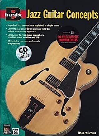 Alfred Publishing Jazz Guitar Concepts