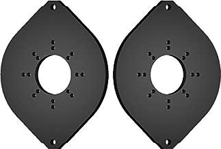 Exact Fit Tweeter/Speaker Adapter Spacer Rings for Dodge, Jeep - SAK077_125-1 Pair