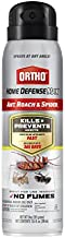 Ortho Home Defense Max Ant, Roach and Spider1 - Indoor Insect Spray, Kills Ants, Beetles, Cockroaches and Spiders (as Listed), No Fumes, Spray at Any Angle, 14 oz.