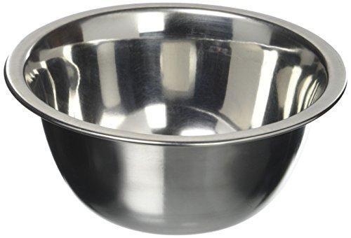 IBILI Schüssel, 12 cm, Edelstahl, Silber, 12 x 12 x 10 cm