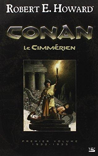 Conan T01 Conan le Cimmérien: Conan (Fantasy) (... [French] 2352941725 Book Cover