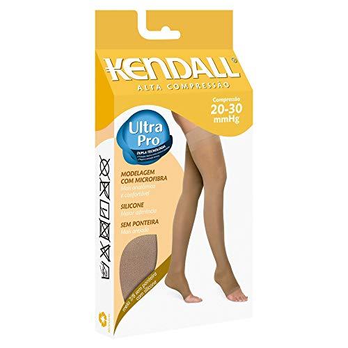 Meia Kendall 7/8 20-30 mmHg sem ponteira M Mel